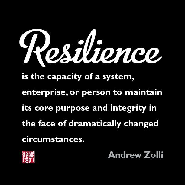 Resilience Quotes: What I Hope To Have
