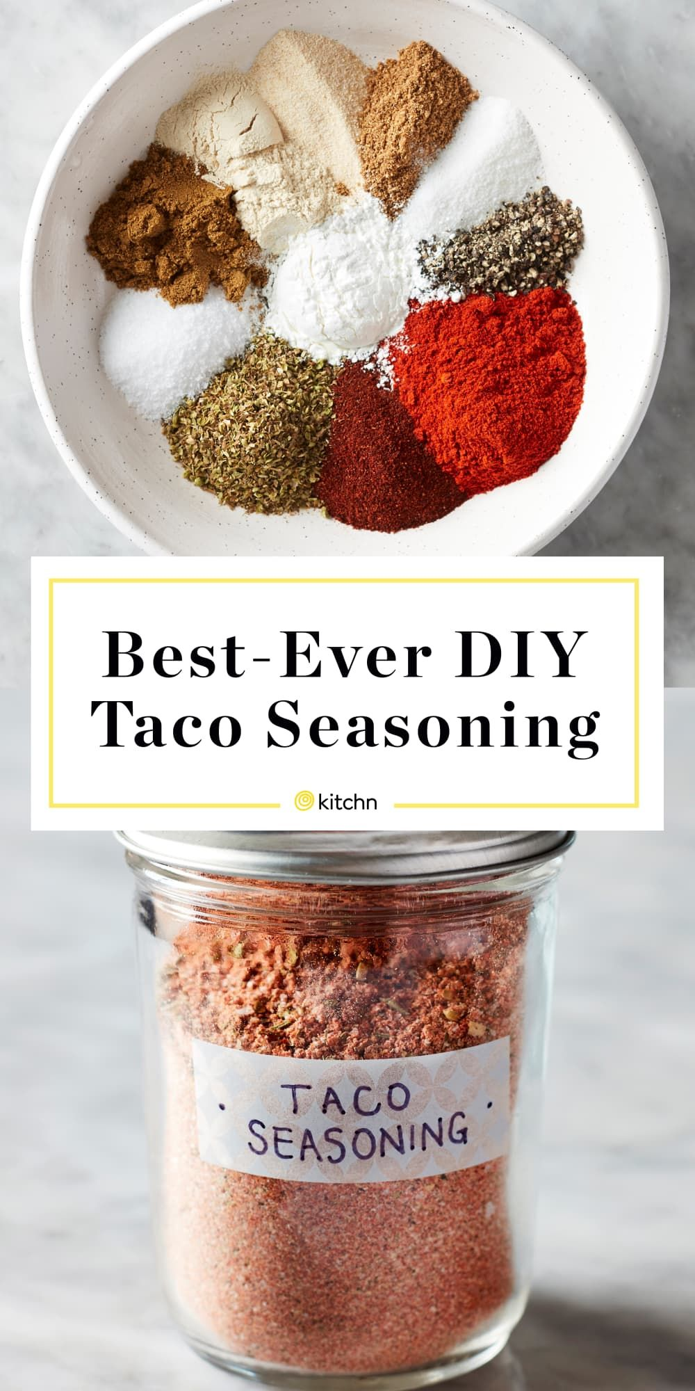 How to Make Homemade Taco Seasoning That's Better Than Store-Bought
