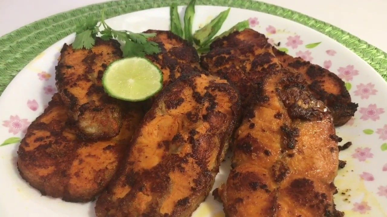 Fish Fry Home Made Restaurant Style Very Tasty Easy To Make Fried Fish Masala Fries Homemade Recipes