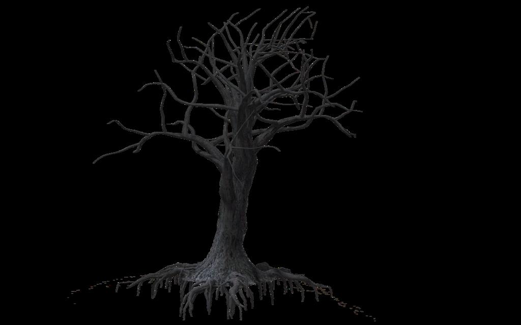 creepy tree drawing Creepy Tree 03 by wolverine041269