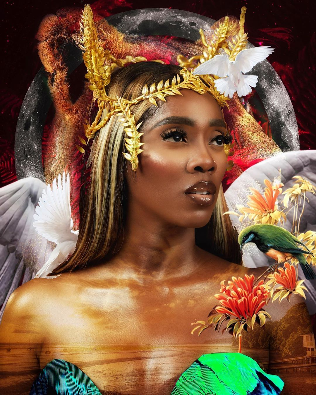 Vogue Enlists Tiwa Savage's Album As One To Be