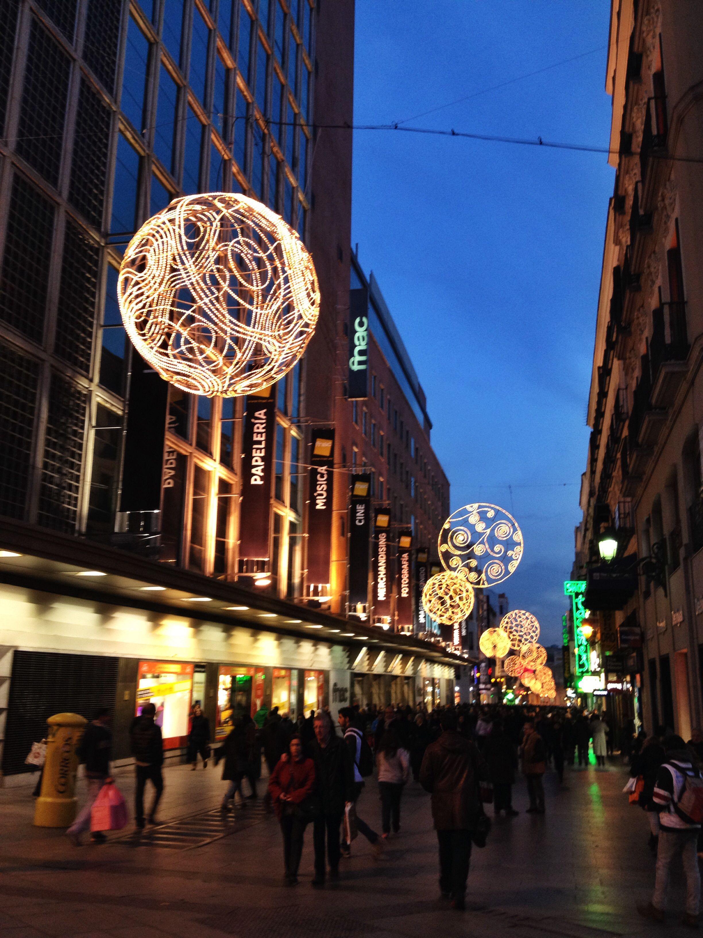 Madrid navideña
