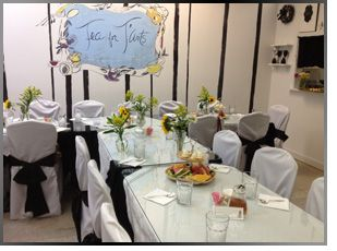 Tea For T'Arts Tea Room in Tupelo, MS .. ladies, this is