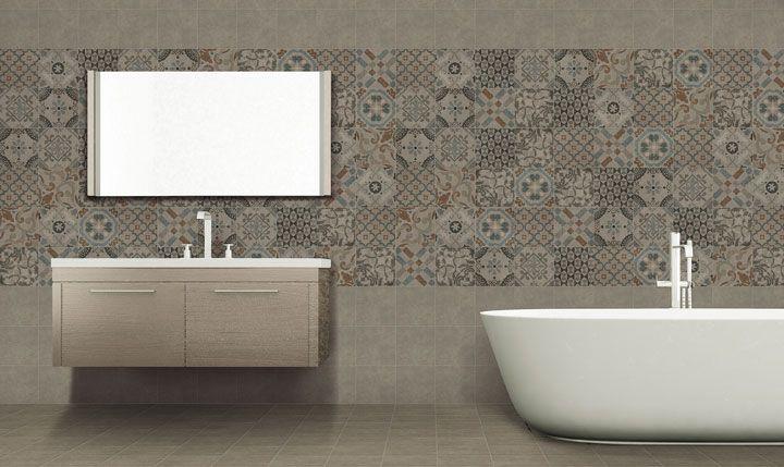 Cementine Bagno ~ Ceramiche keope cementine colori cersaie bathroom