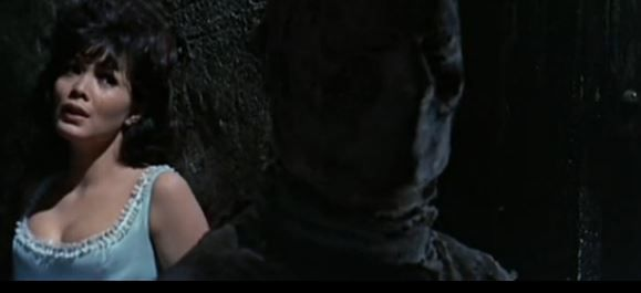 The Curse of the Mummy's Tomb (1964) Jeanne Roland and Dickie Owen