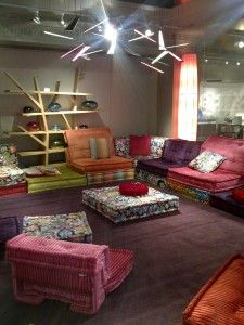 Mah Jong Roche Bobois Several Views Of Cushion Floor Furniture