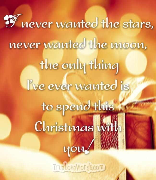 Captivating 20 Magical Christmas Love Messages