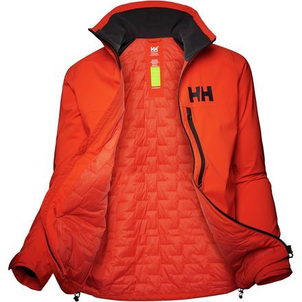 Photo of HP Racing Midlayer Insulated Jacket – Males's