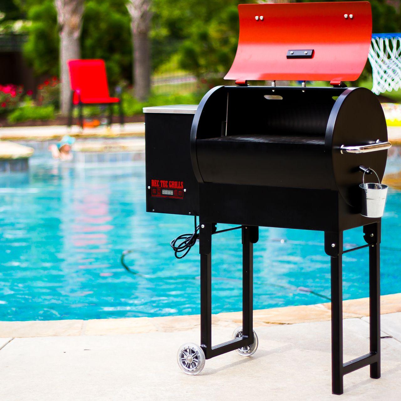 Pin on Love my Rec Tec grill!