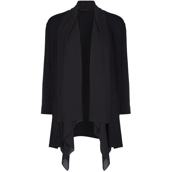 Betty Barclay Ladies' Waterfall Cardigan Black Women (1,515 MXN ...