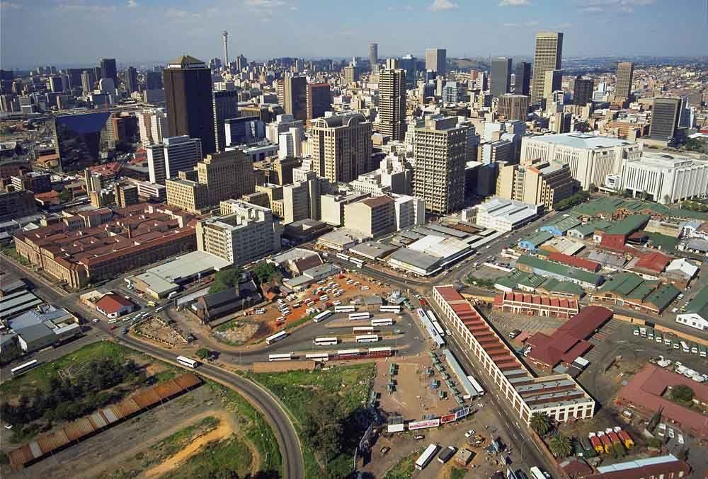 Johannesburg Cidades Da Africa Africa Do Sul