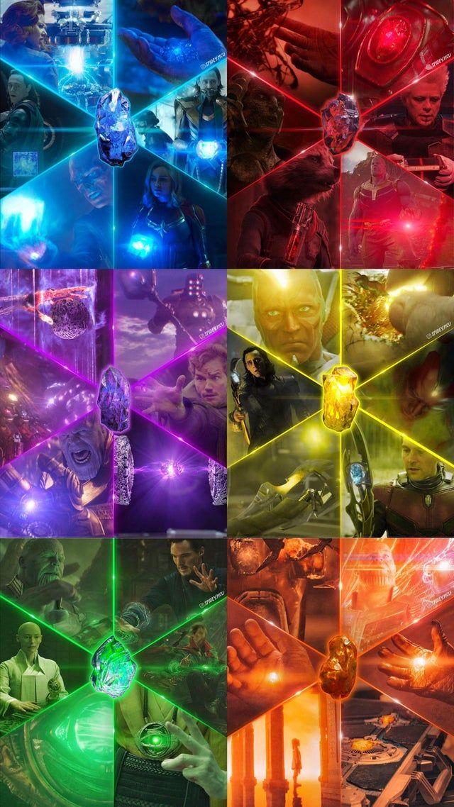 Avengers: Endgame Poster in Lego form, by @_azork_