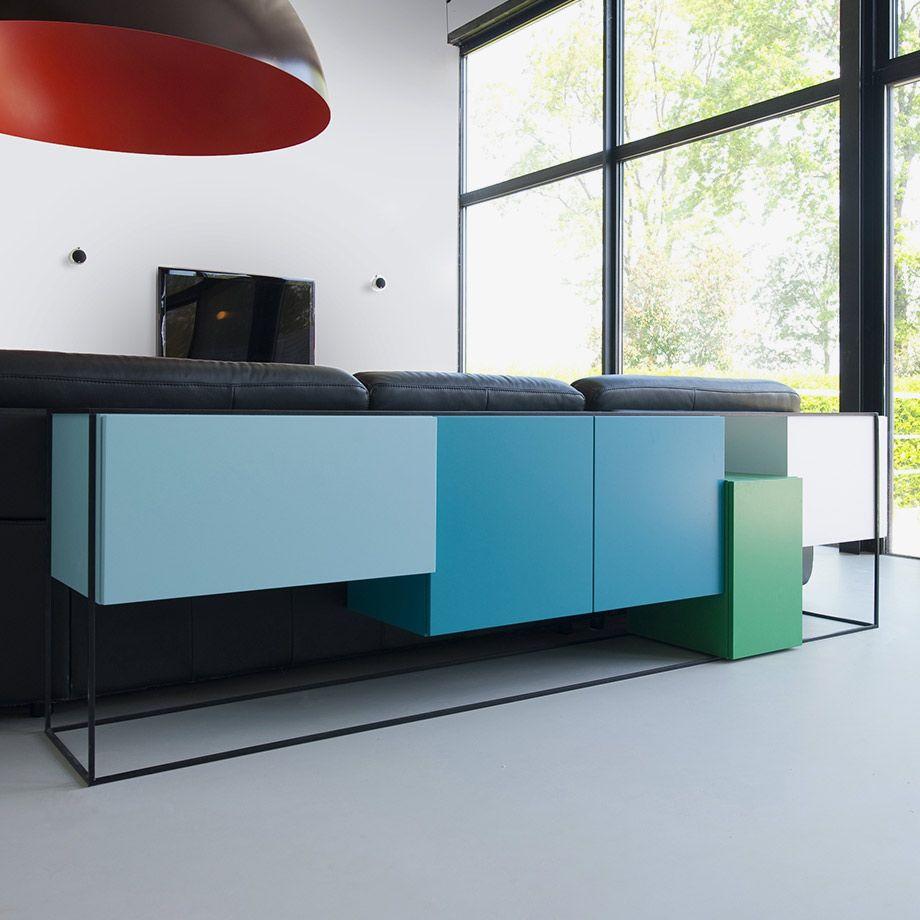Schlicht, Mutig Und überraschend: Die Framed Sideboard Kollektion, Die  Innenarchitekt Koenraad Ruys Von Kove Design Für Das Belgische Label Moca  Entworfen ...