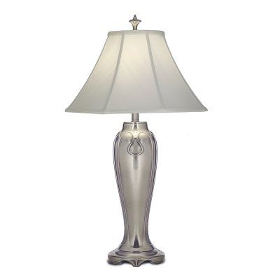 Stiffel N7346 Table Lamp - Antique Nickel - TL-N7346-AN