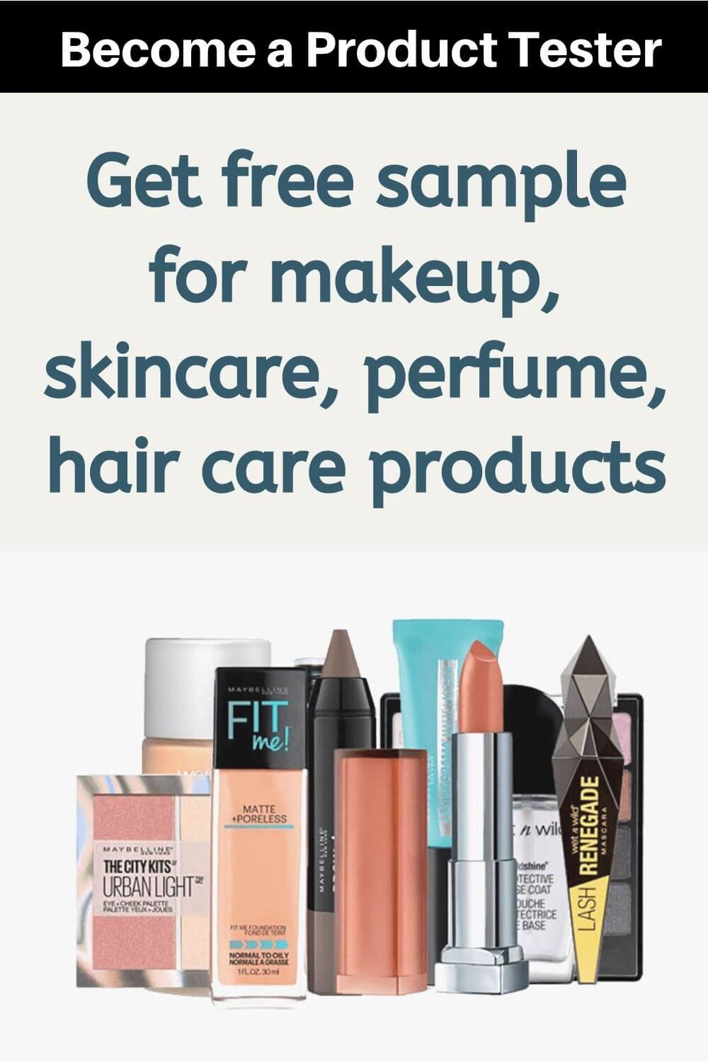 Get Free Beauty Products in 2020 Free beauty samples