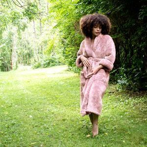 Extra Fluffy Plush Robe Soft Robes Robe Womens Robes