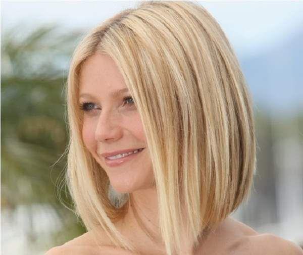 Enjoyable Bob Hairstyles Blonde Hair My Blog Short Hairstyles Gunalazisus