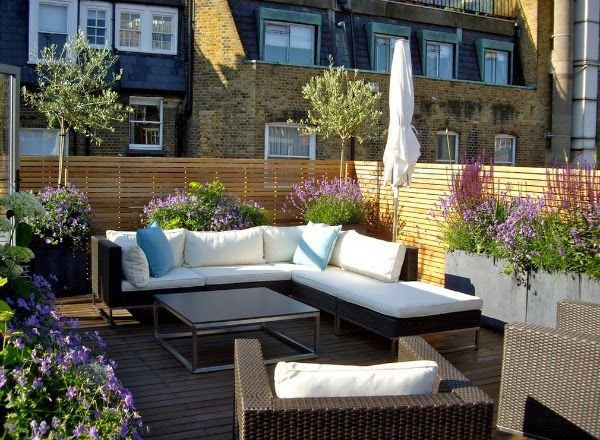 Roof Terrace Design Ideas, Pictures, Remodel, And Decor   Page 11