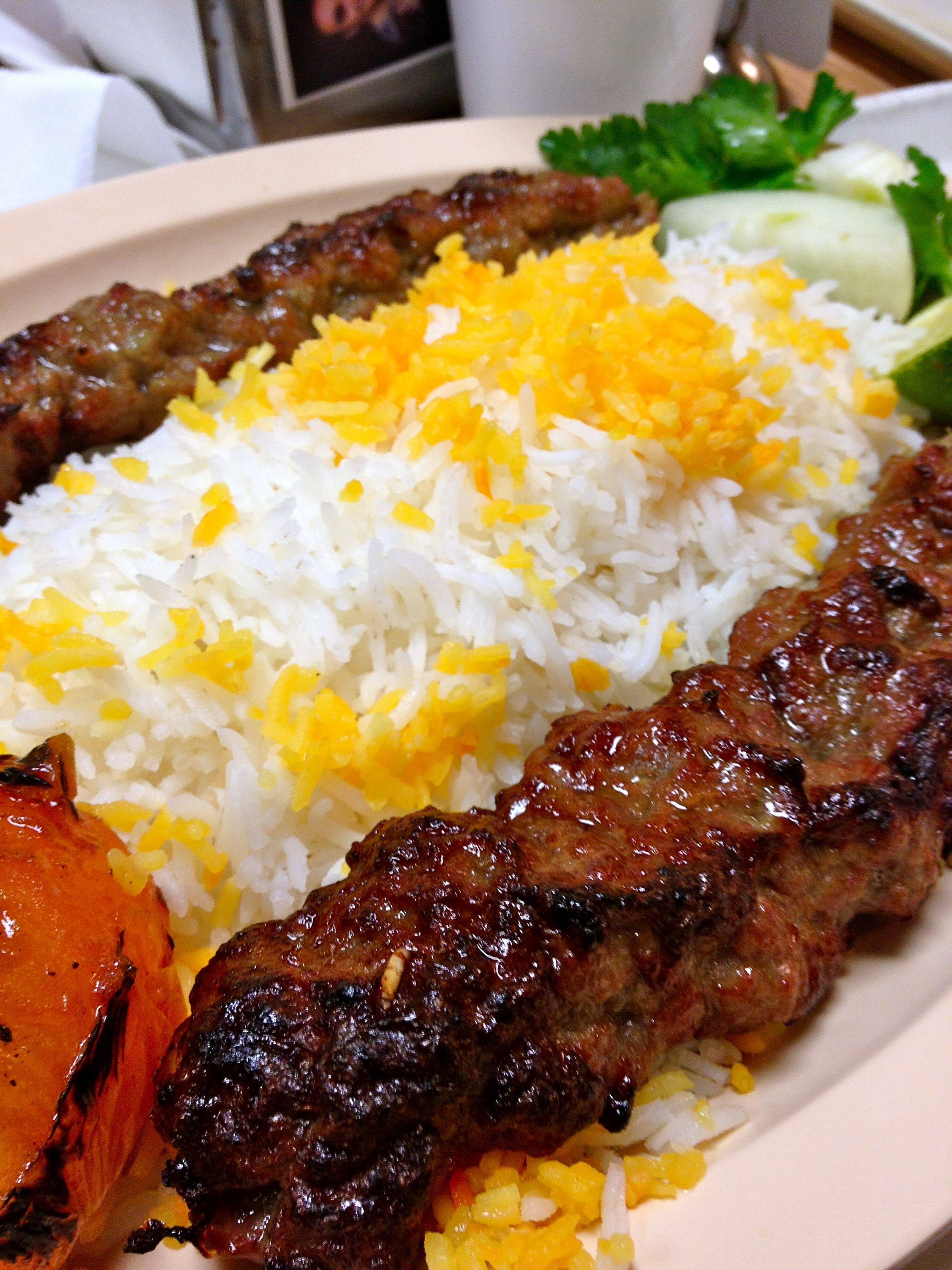 My Mouth Is Watering Iran Food Persian Kabob Recipe Persian Cuisine