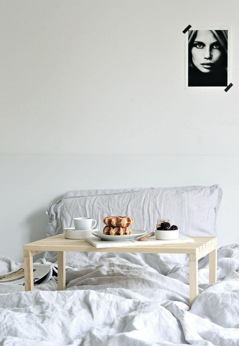 Diy Fruhstuck Im Bettkasten In 2020 Haus Deko Zuhause Diy Dekor