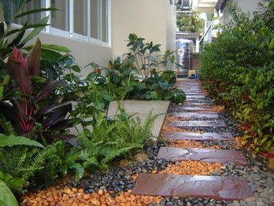 diseos de jardines pequeos para casas