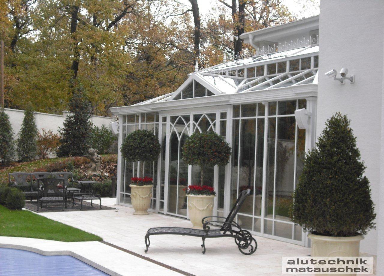 Wintergarten Mit Dachreiter Matauschek In 2020 Wintergarten Garten Haus