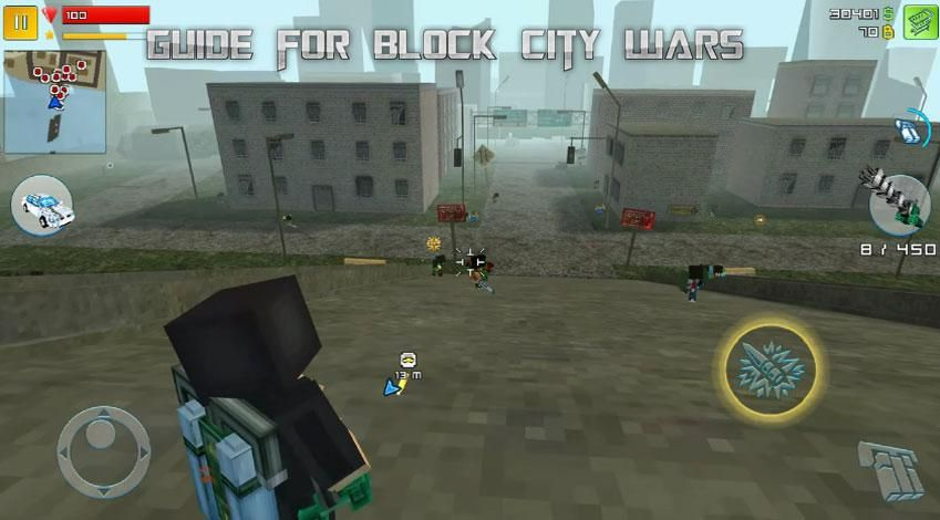 download block city wars mod versi terbaru