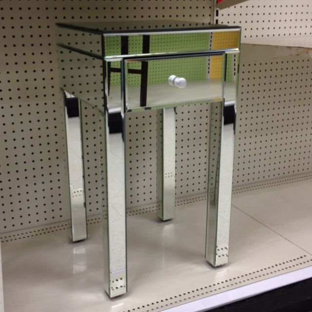 Mirror Accent Table (target)