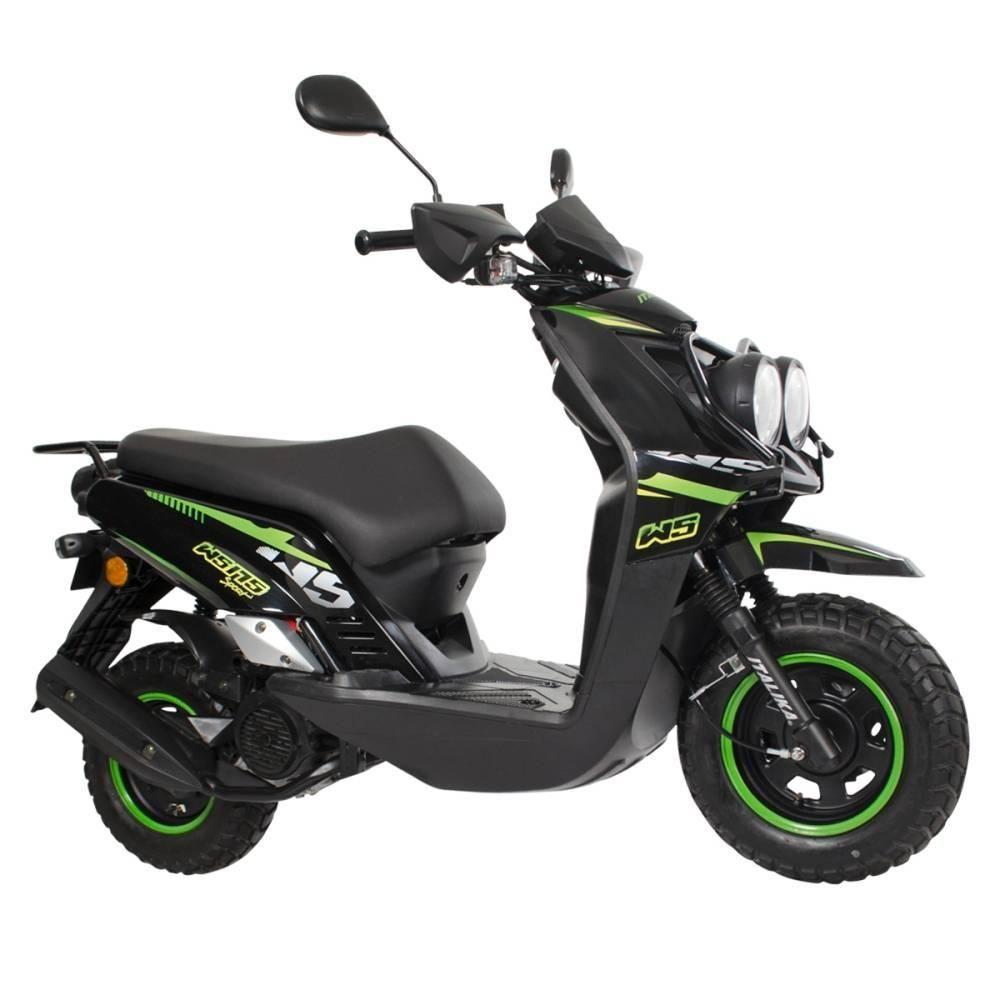 moto scooter italika ws 175