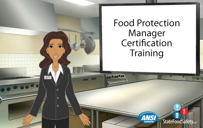 Food Safety Manager Training | good ideas | Food safety