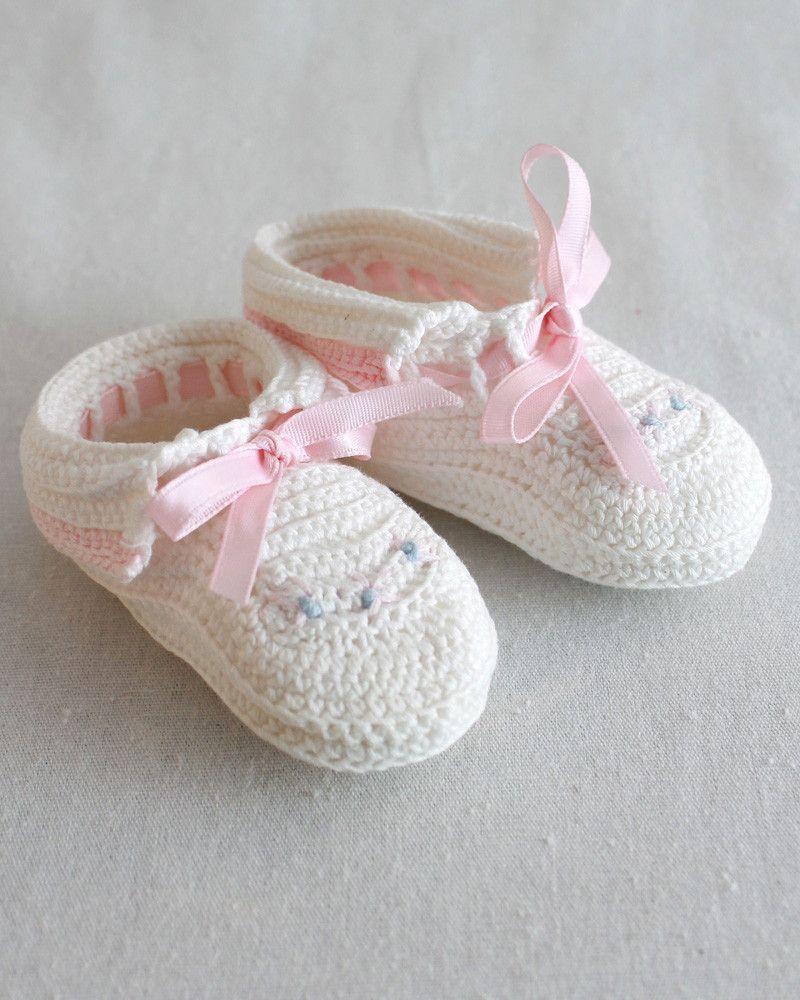 Vintage Bibs & Booties Crochet Pattern | Niño bebé, Patrón de ...