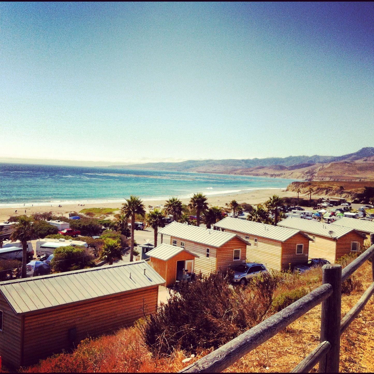 Jalama Beach   Cabins
