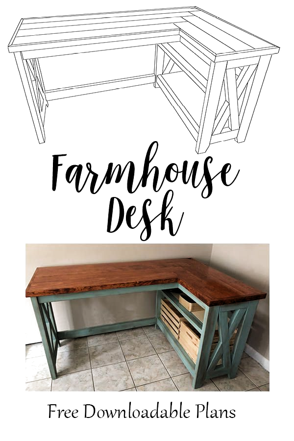 30+ L shaped desk farmhouse info