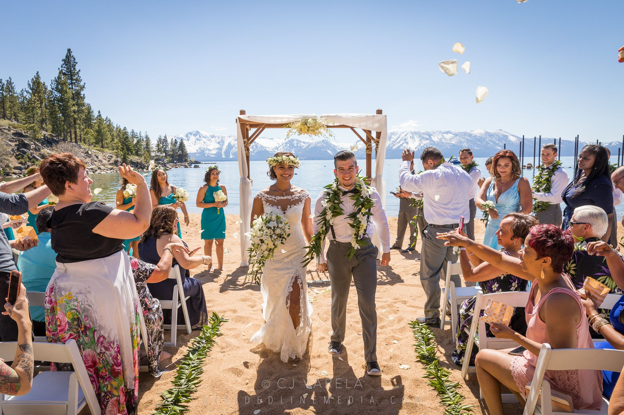 Lake Tahoe Wedding Packages Specials The Ridge Resorts