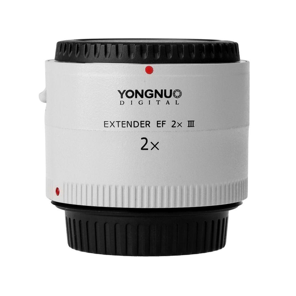 Yongnuo Yn 2 0x Iii Pro 2x Teleconverter Extender Auto Focus Mount Lens For Canon Eos Ef Lens Canon Eos Canon Lens Camera Lens