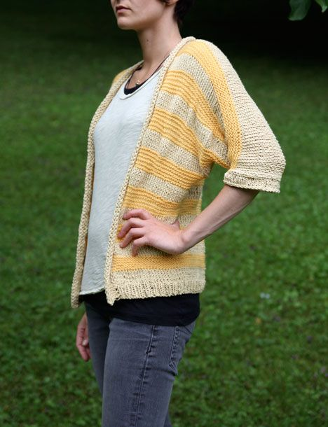 Love this knitted cardi - I'm even trying to make it myself!  Pickles has some amazing ideas.