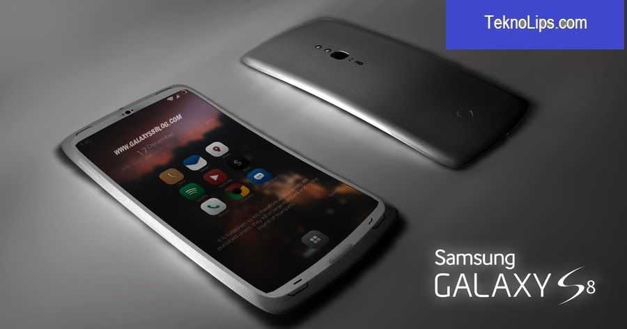 Rumor Harga Dan Spesifikasi Samsung Galaxy S8 Terbaru