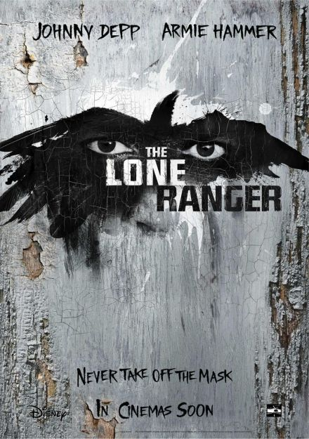 The Lone Ranger #poster