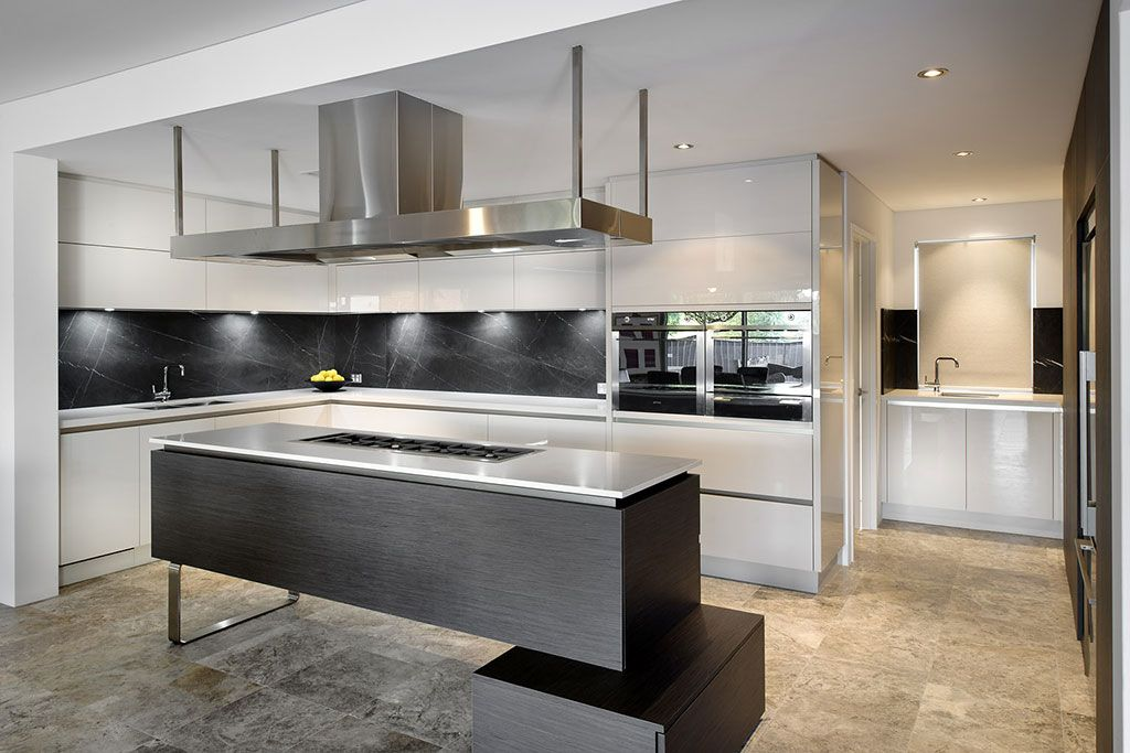 Contemporary from western cabinets perth contemporary for Kitchen designs perth