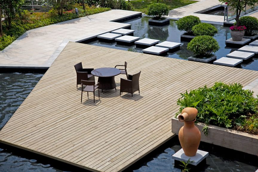 100 wooden deck design ideas photos of designs shapes sizes - Wood Deck Design Ideas