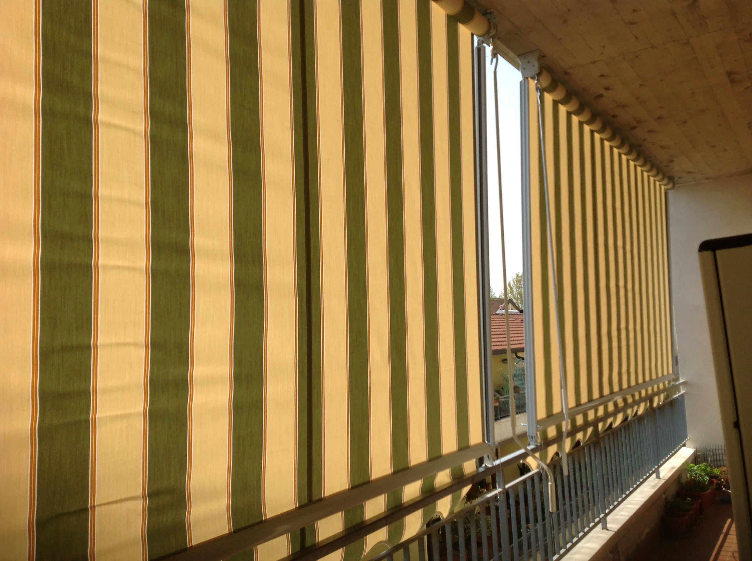 Tenda A Caduta Tende Giardino D Inverno Balconi