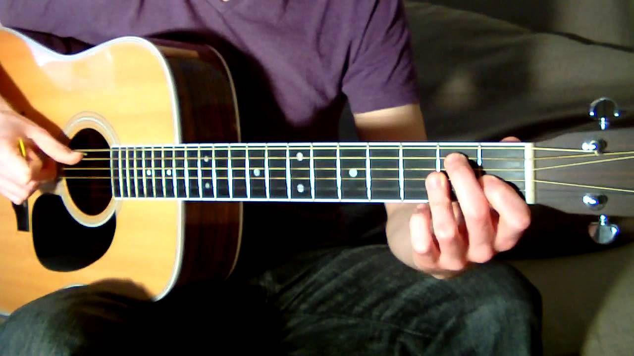 Snow Patrol Chasing Cars Guitar Lesson Free Tab Chords And Tab