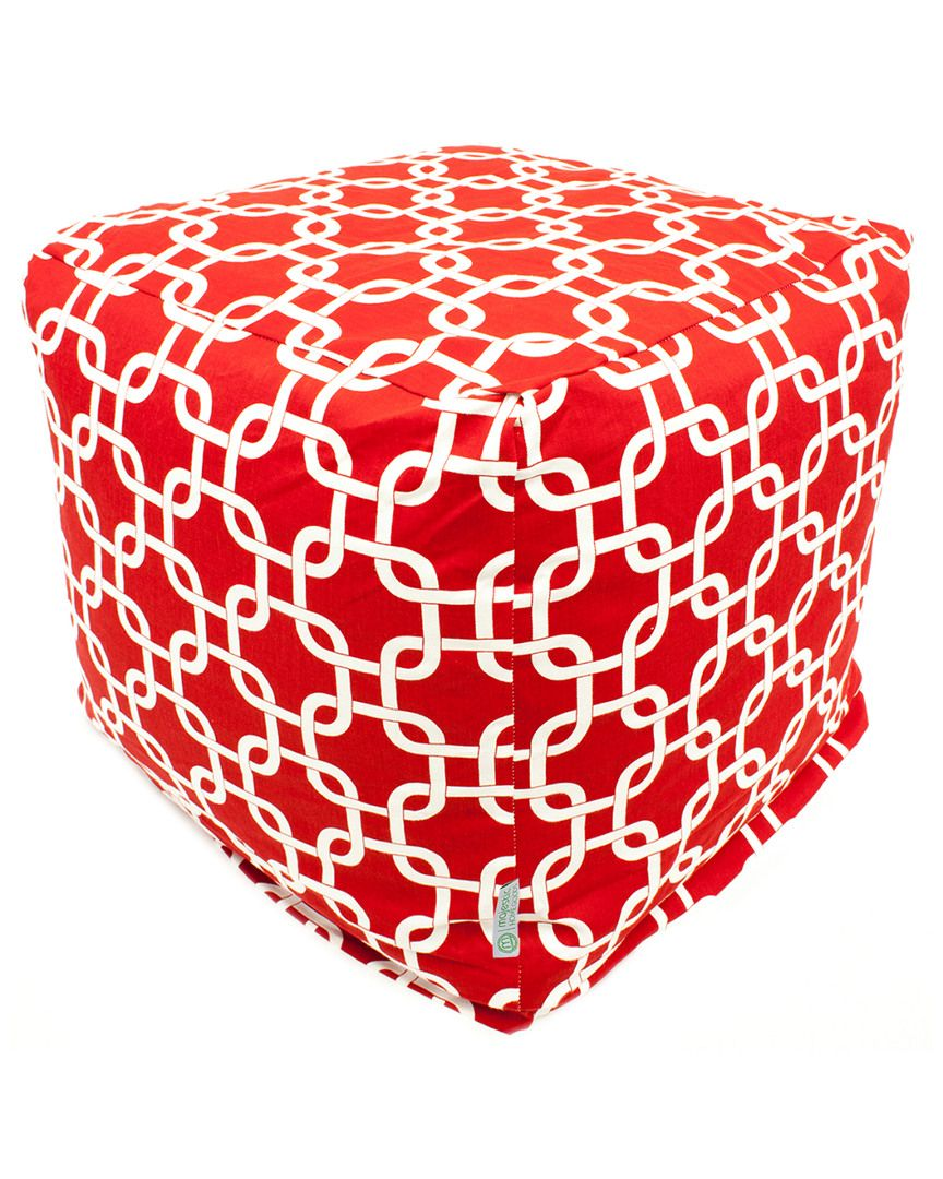 Majestic Home Cube Ottoman Ottoman #Table #Slipcover #DryerKids ...
