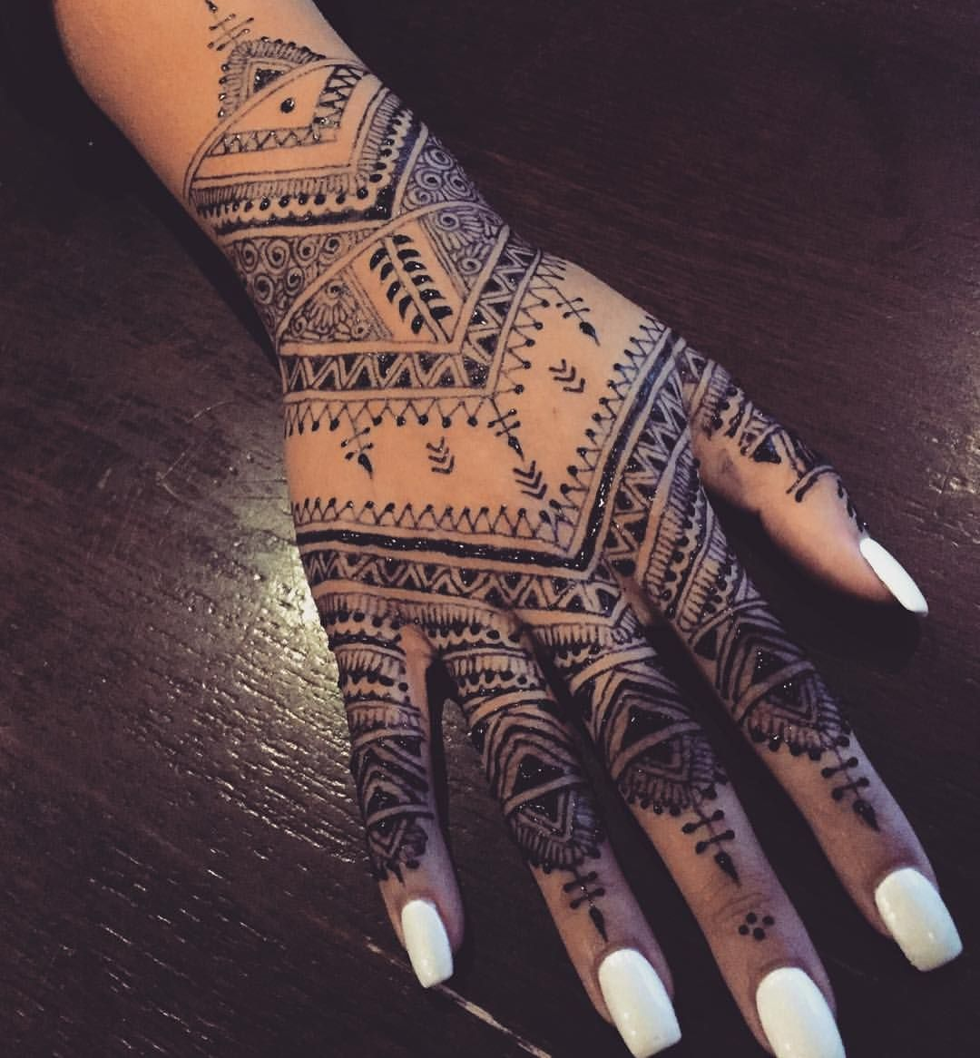 Black Henna Tattoo Tumblr: Henna Patterns Hand, Henna Patterns