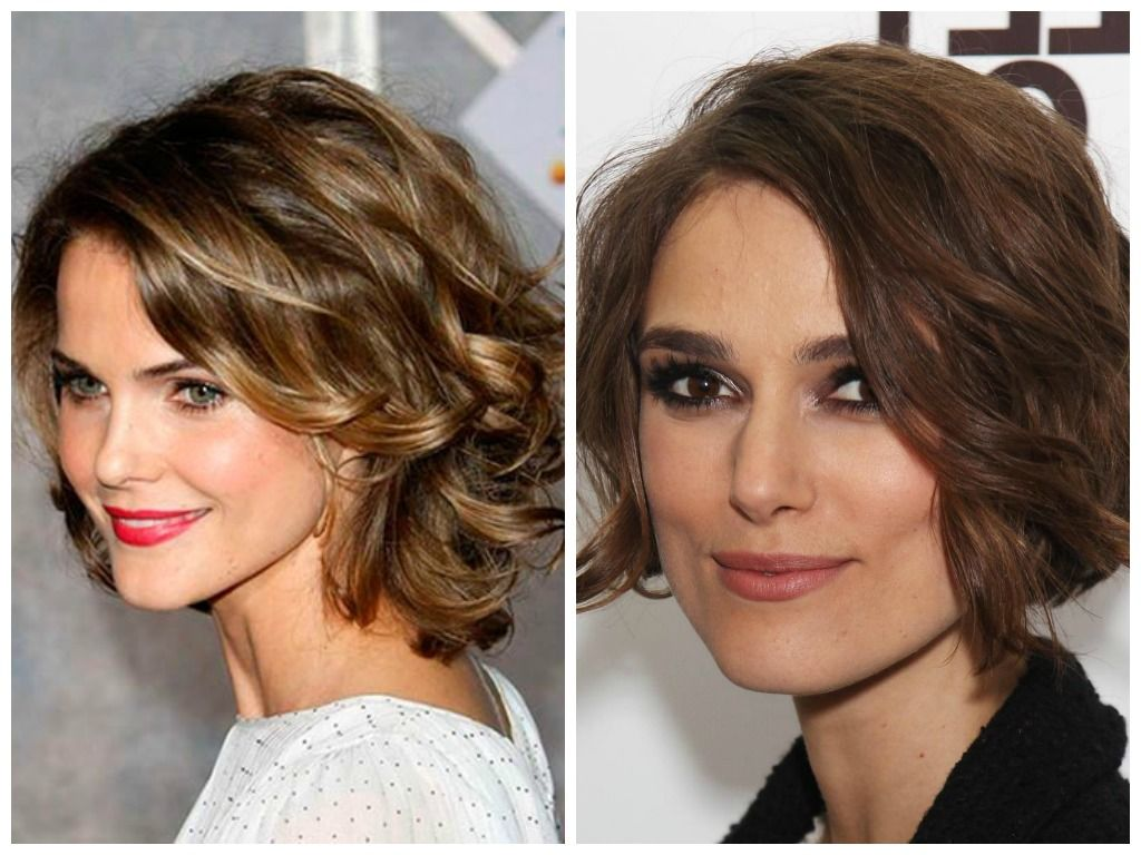 the best bob for your face shape: diamond and oval shaped faces