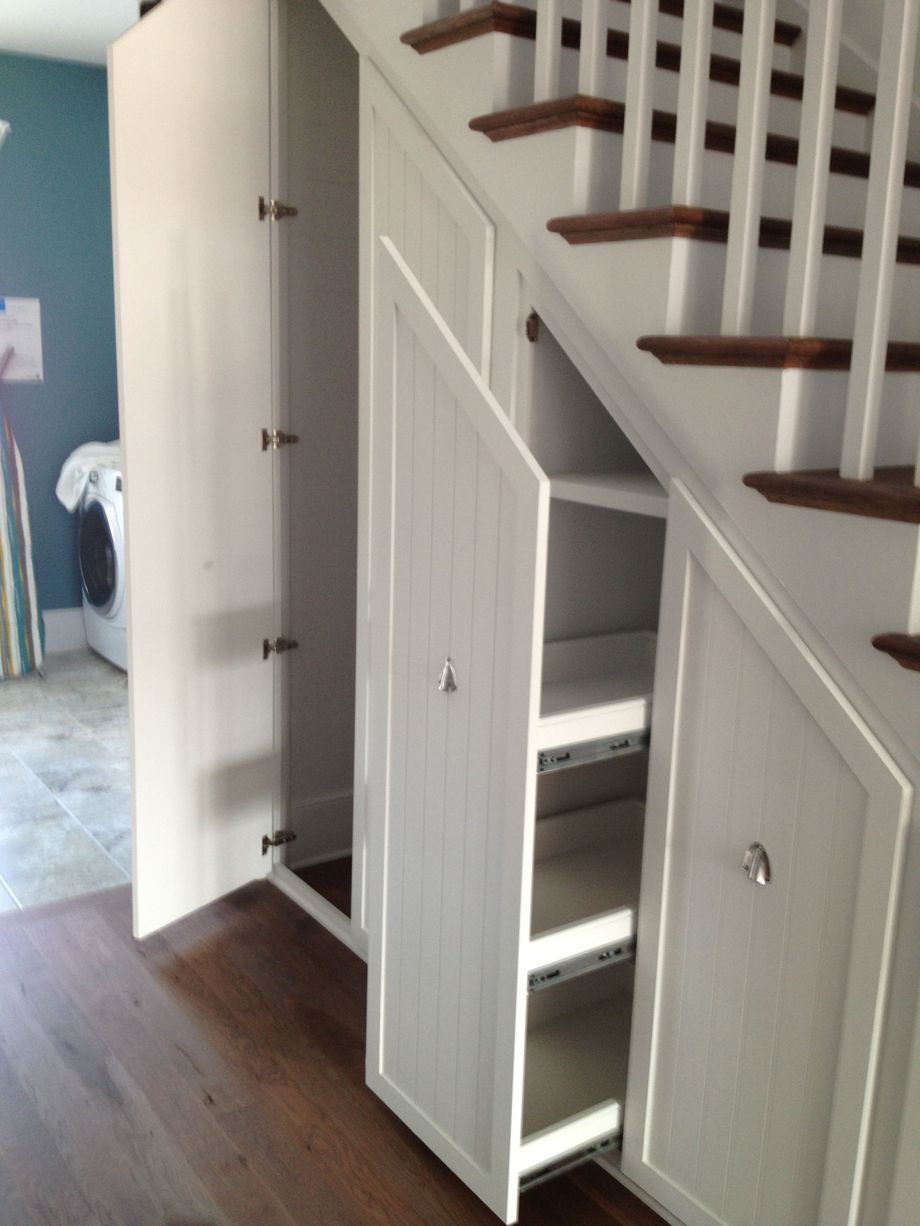 Awesome Cool Ideas To Make Storage Under Stairs 63 In 2019 Under