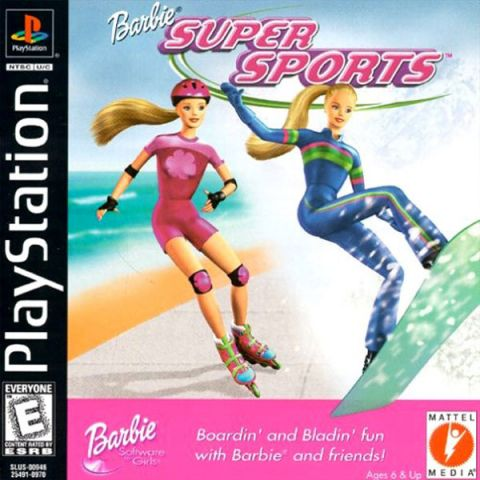 Barbie Super Sports Barbie Super Sport Games For Girls