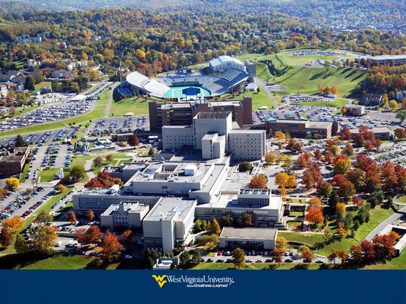Morgantown Photos Campus Visit West Virginia Morgantown