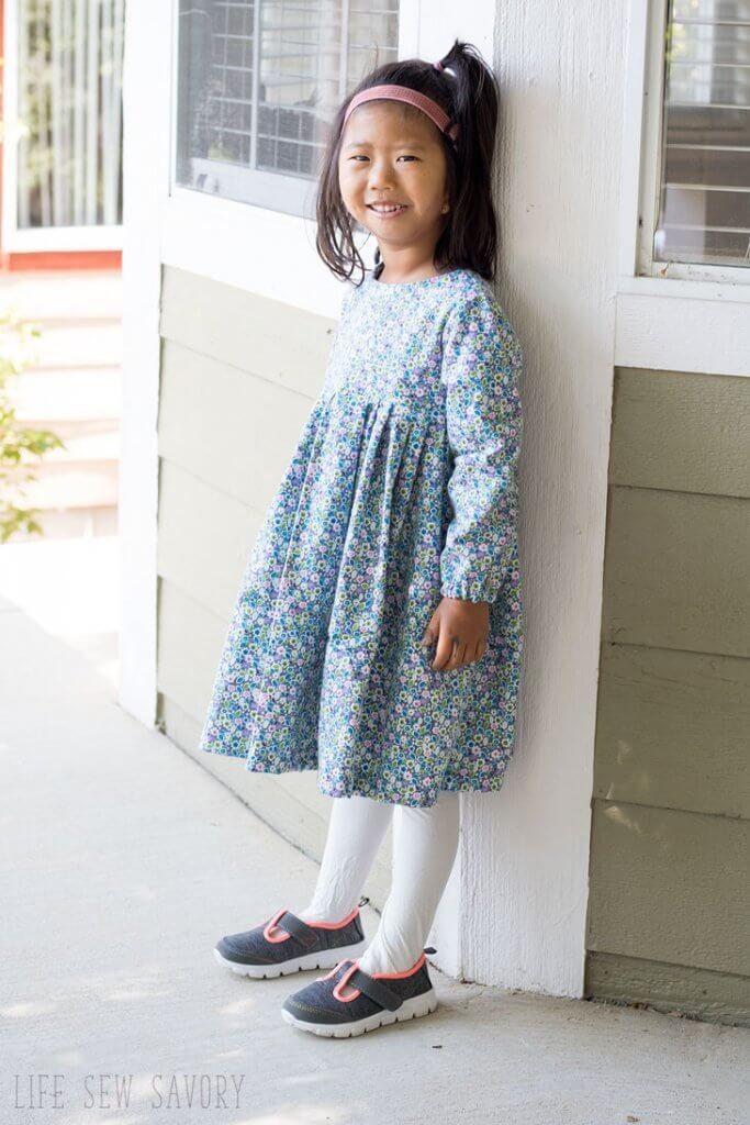 Dress Sewing Pattern Free Girl Patterns Pinterest Sewing