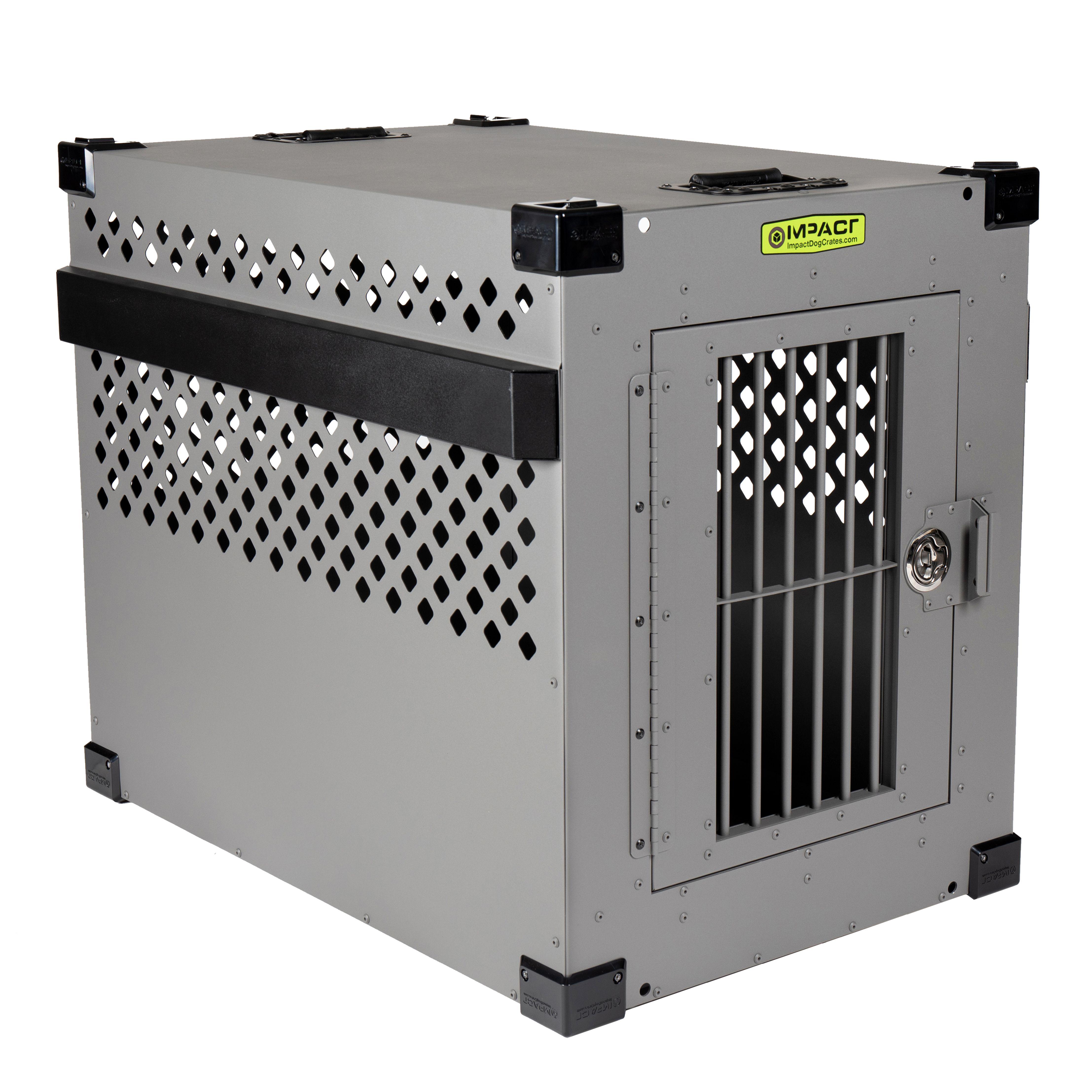 Diy dog puzzles dog crate aluminum dog crates heavy